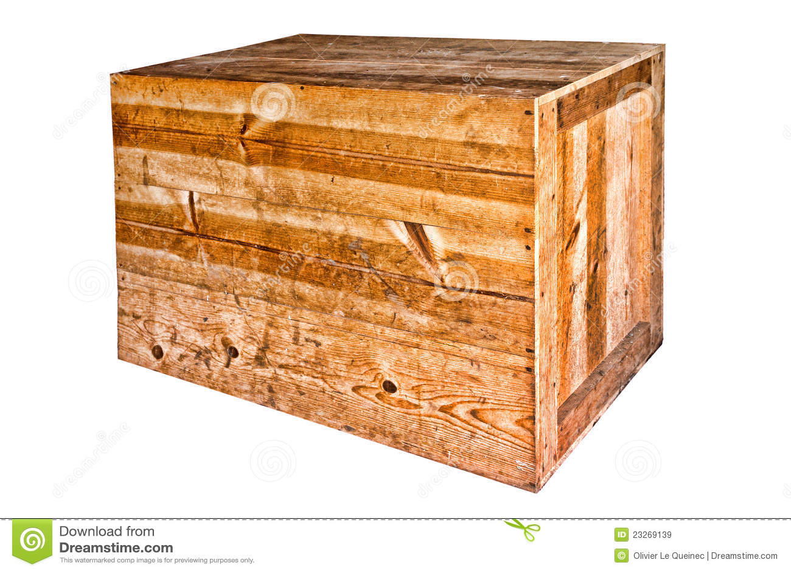 de Stock Royalty Free: Caixa resistente de madeira velha do transporte #B26319 1300x957
