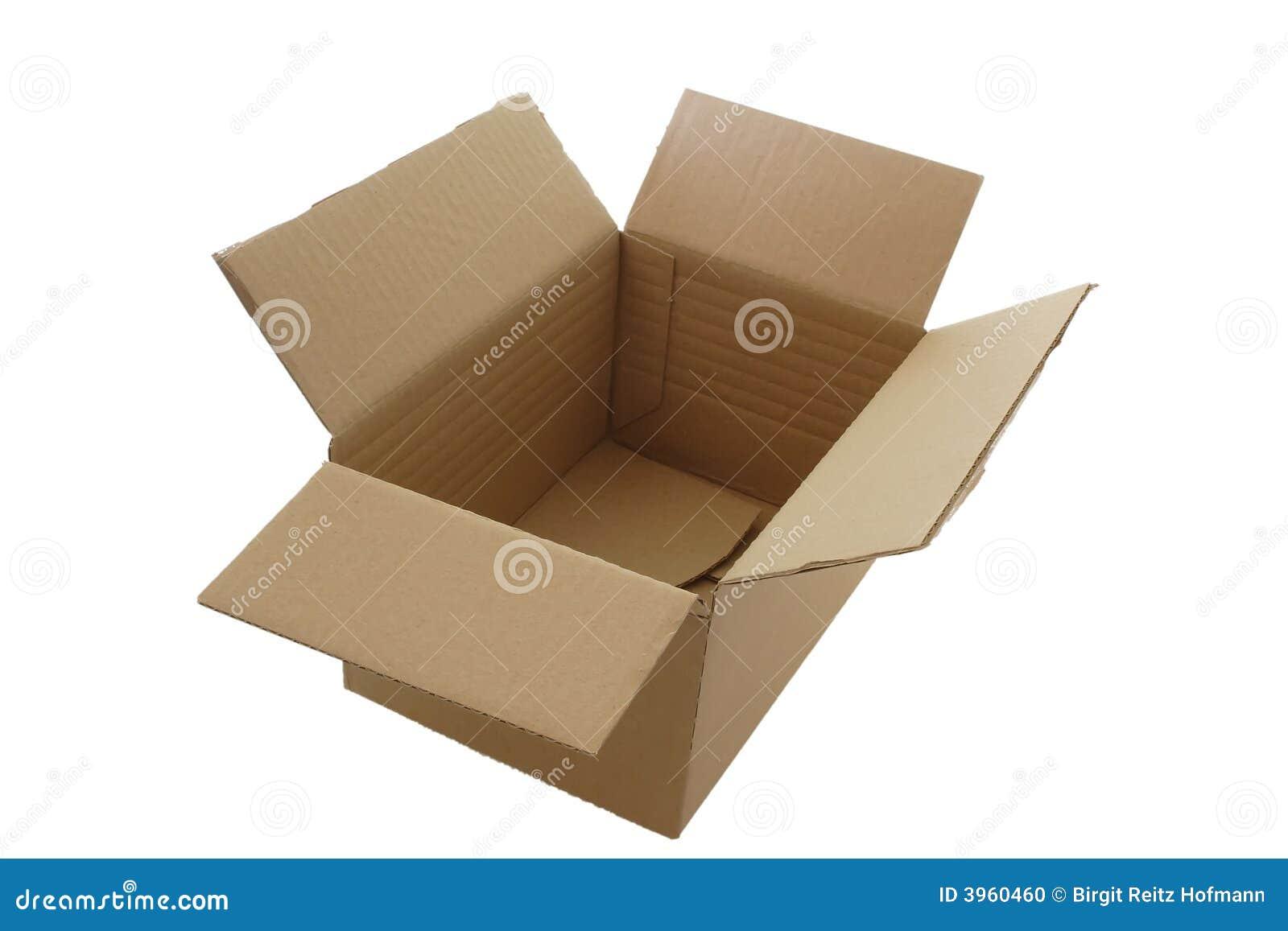 Caixa vazia