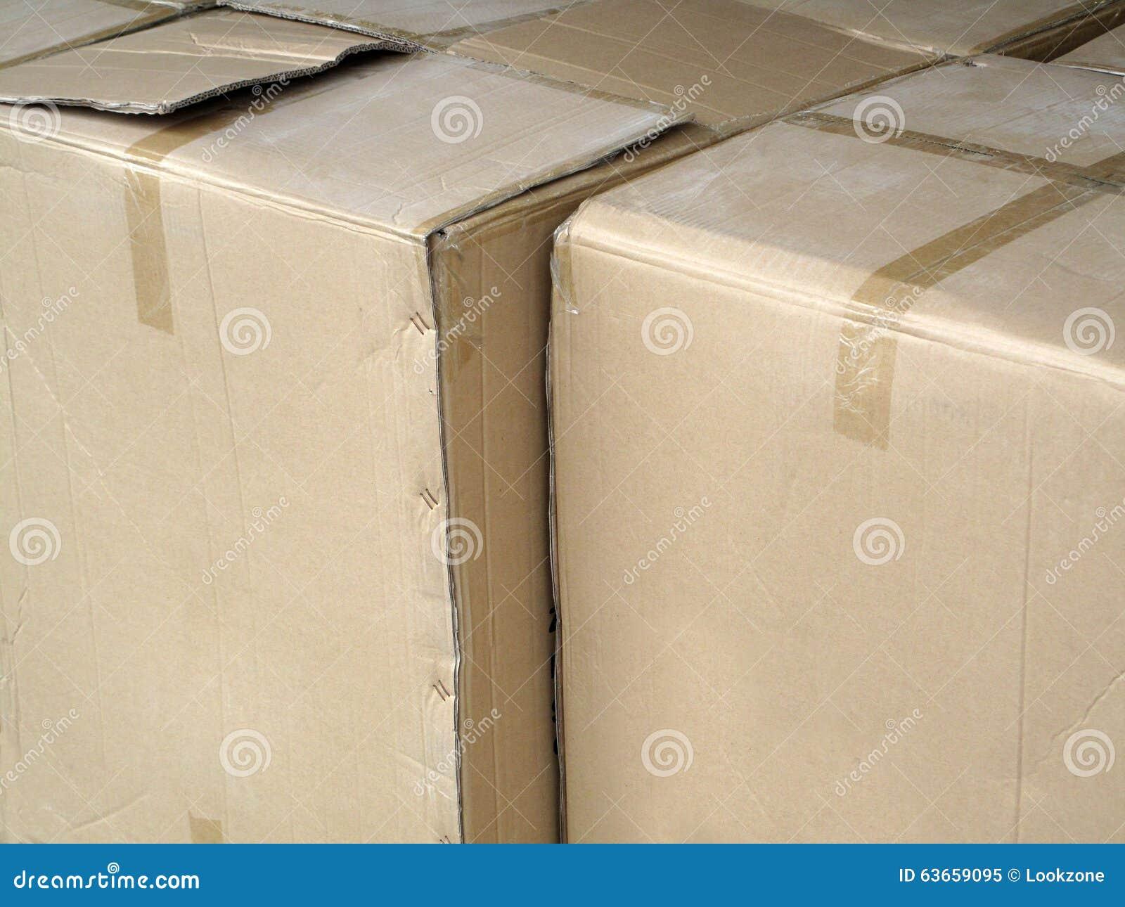Caixas de armazenamento do cartão