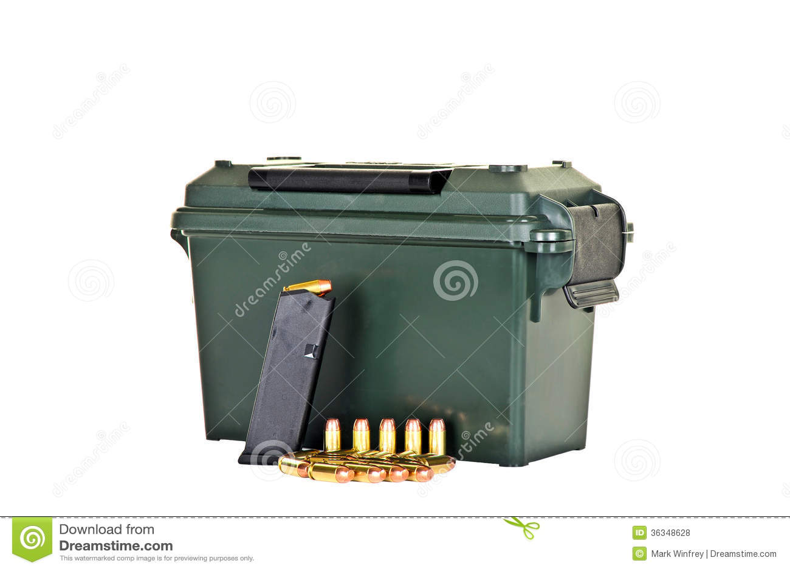 Caja de la munición