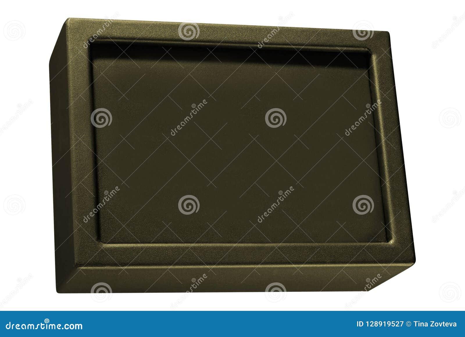 Caja fuerte del metal de la seguridad