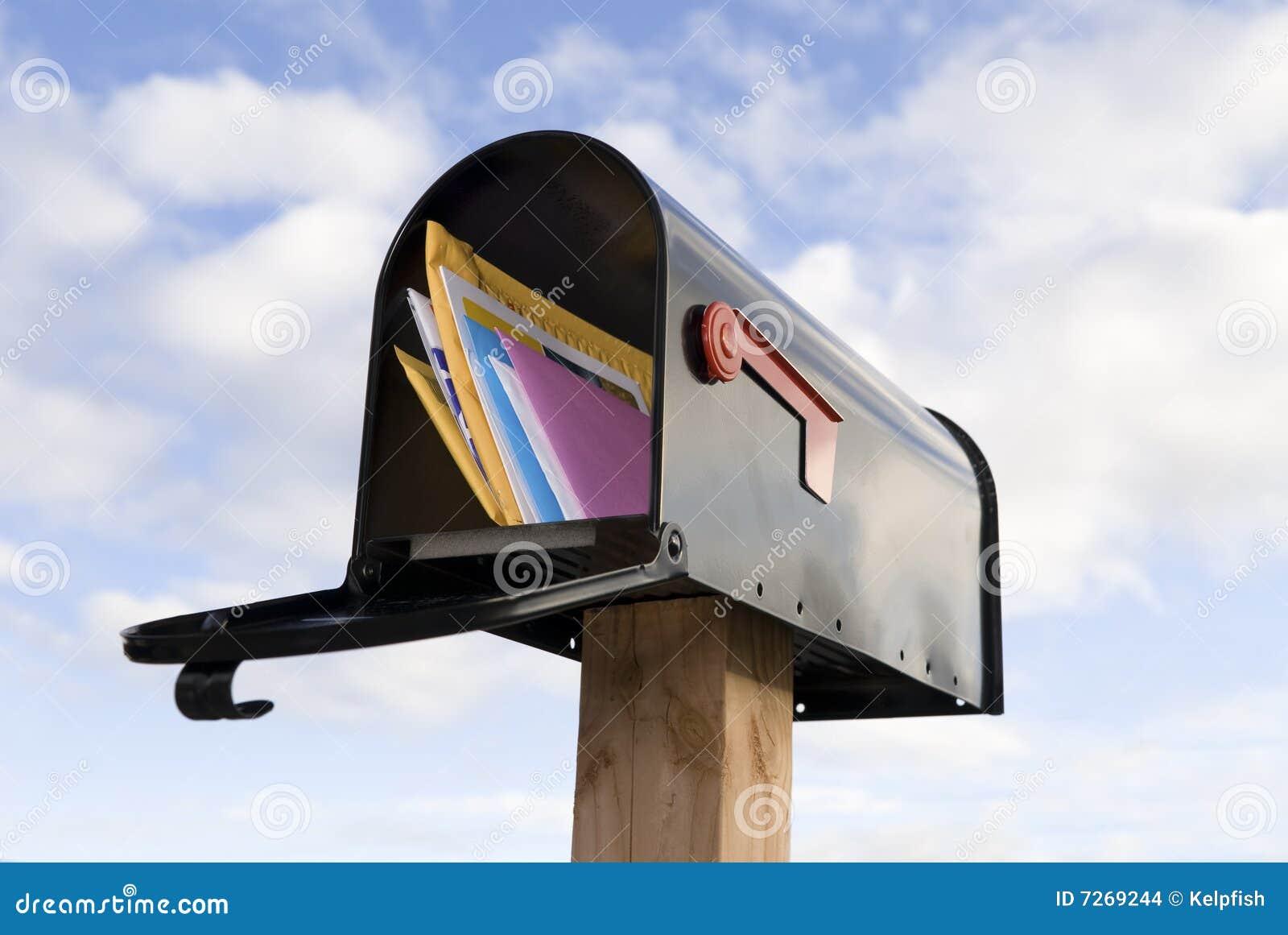 Caja y correo