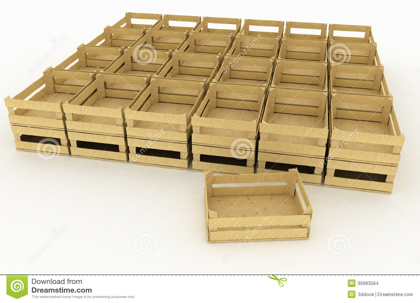 frutas madera