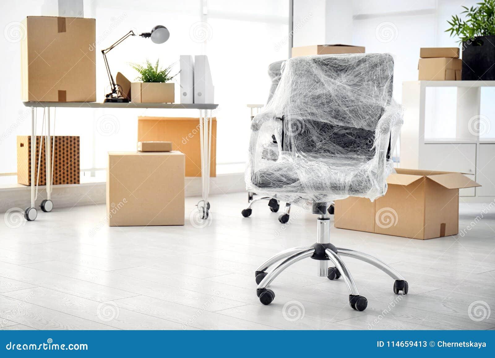 Cajas y muebles móviles