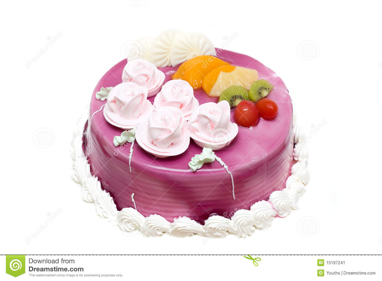 Calories In A Piece Of White Birthday Cake