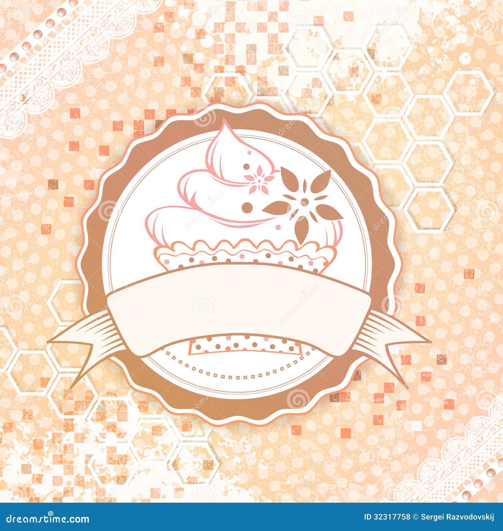 Cake Background Royalty Free Stock Photos - Image: 32317758