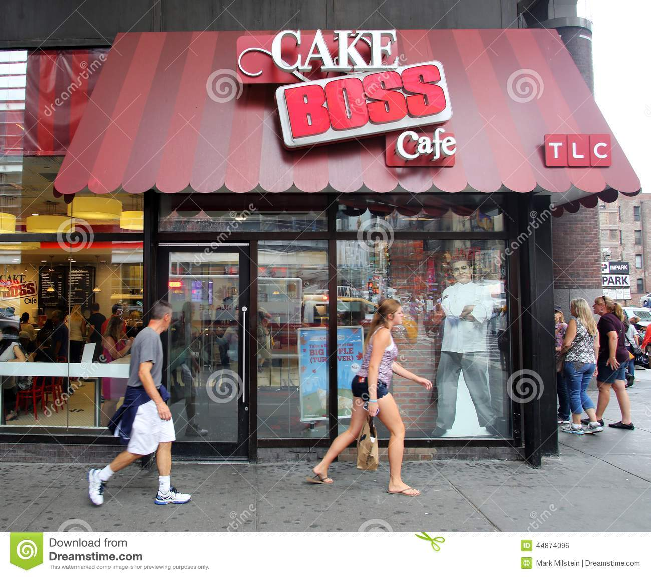 Cake Boss Cafe New York