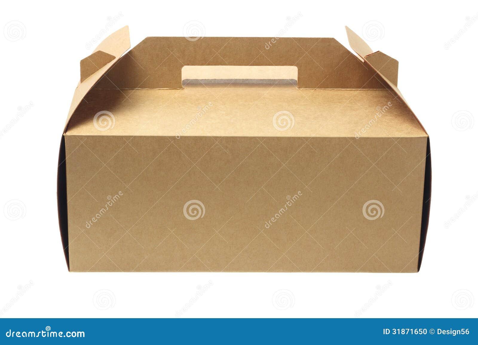 Cake Box Stock Photo - Image: 31871650