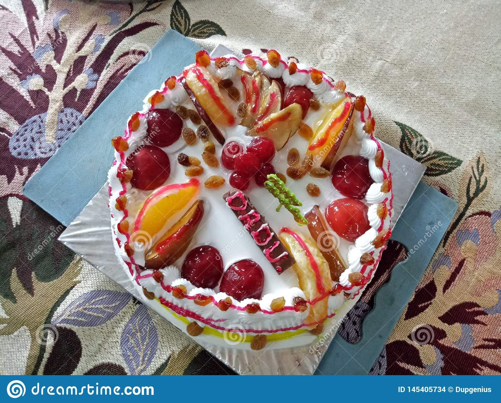 Cake for brothers