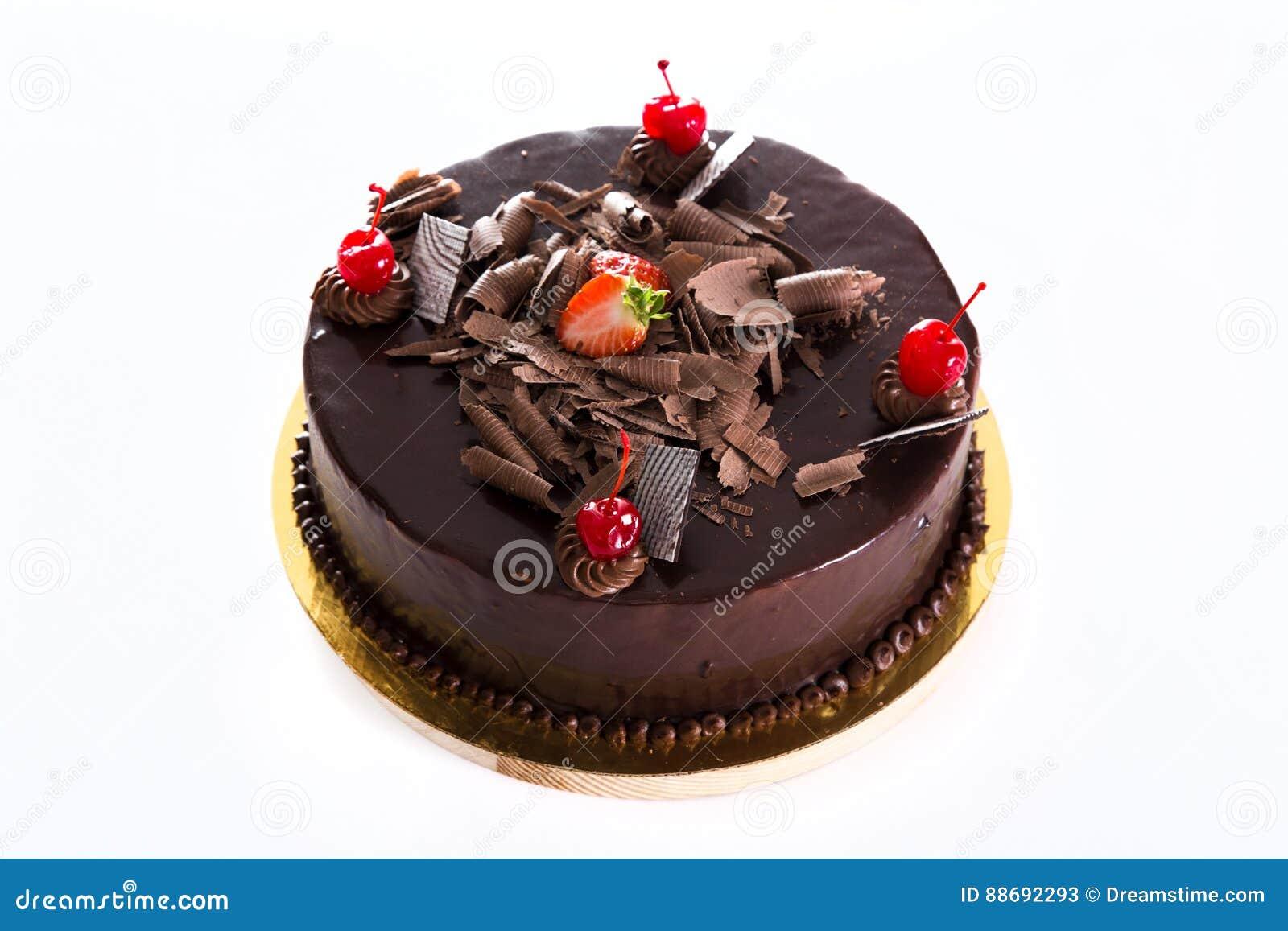 Cake Happy Birthday Stock Image Image Of Pecans Biscuit 88692293