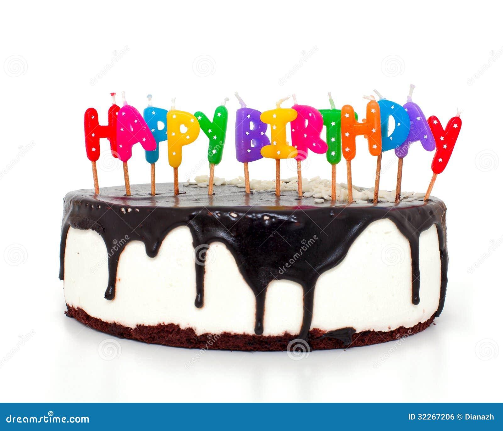 Happy Birthday Cake Vector Free Download
