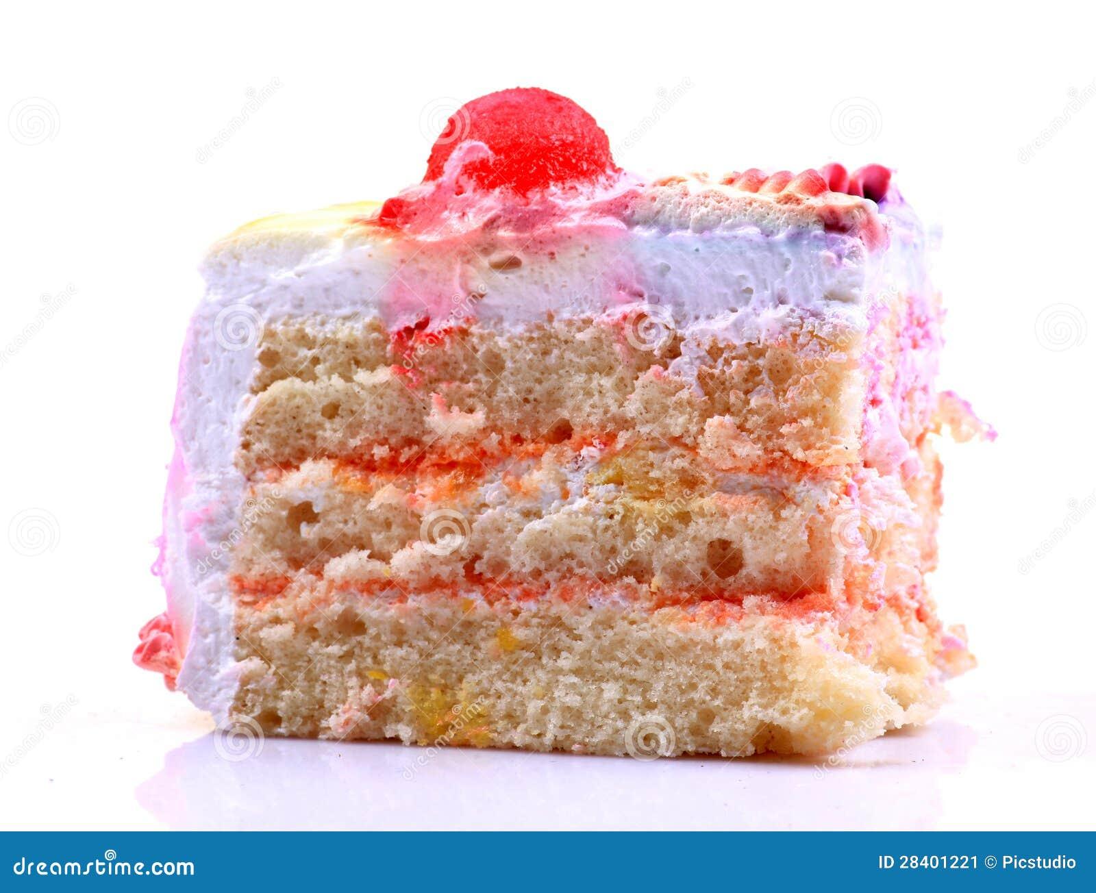 Beautiful Cake Piece Images : Cake Piece Stock Image - Image: 28401221