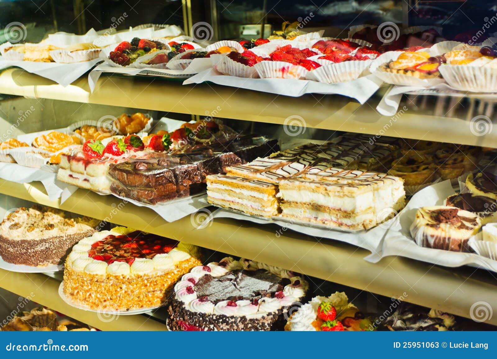 Supermarket Korean Cake