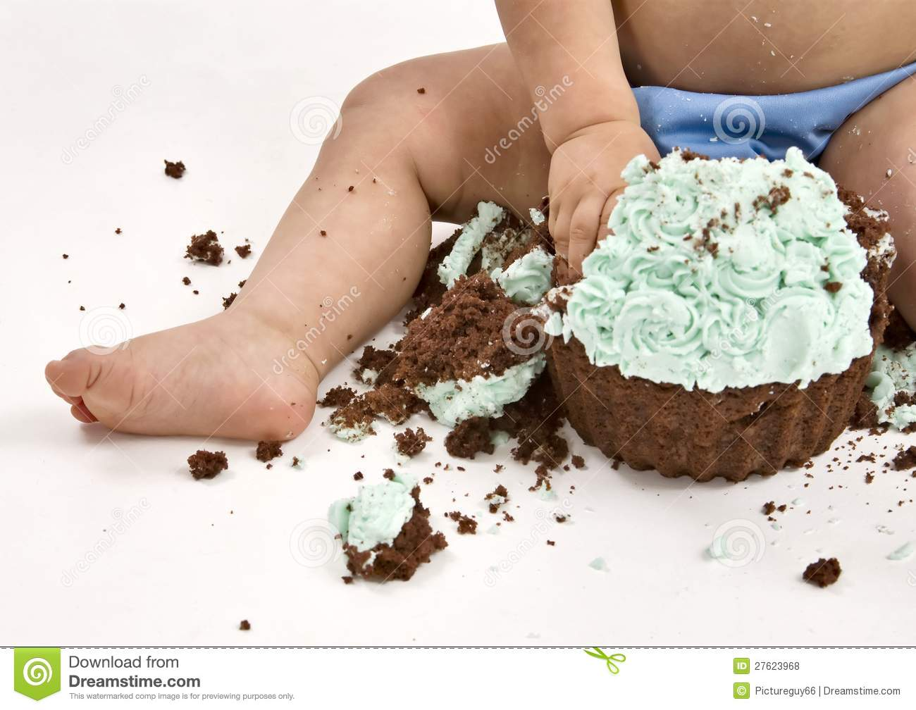 Smashed Cake Clipart : Cake Smash Photo Royalty Free Stock Photos - Image: 27623968