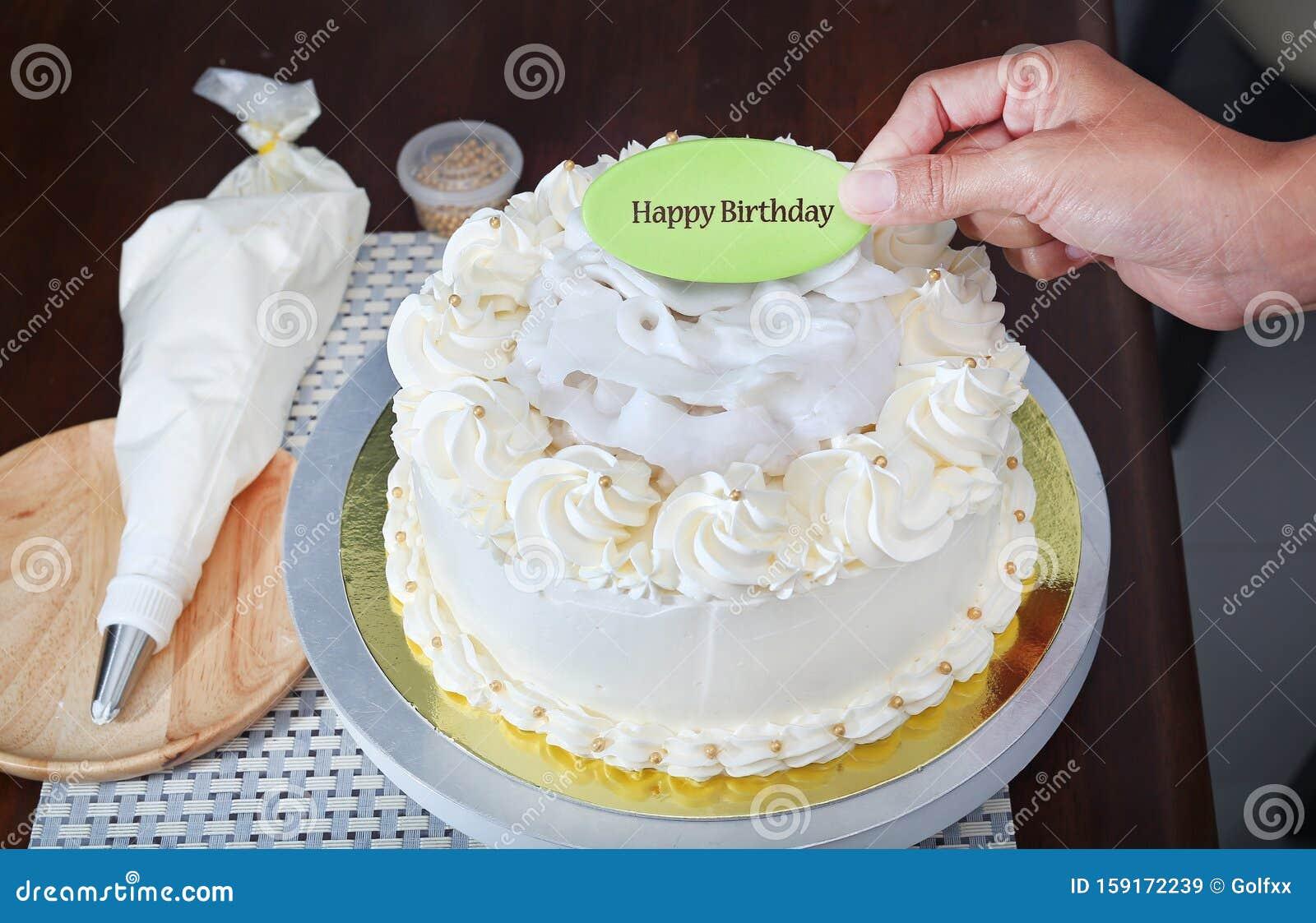 Lockdown Birthday Cake 3 Ingredient Chocolate Birthday
