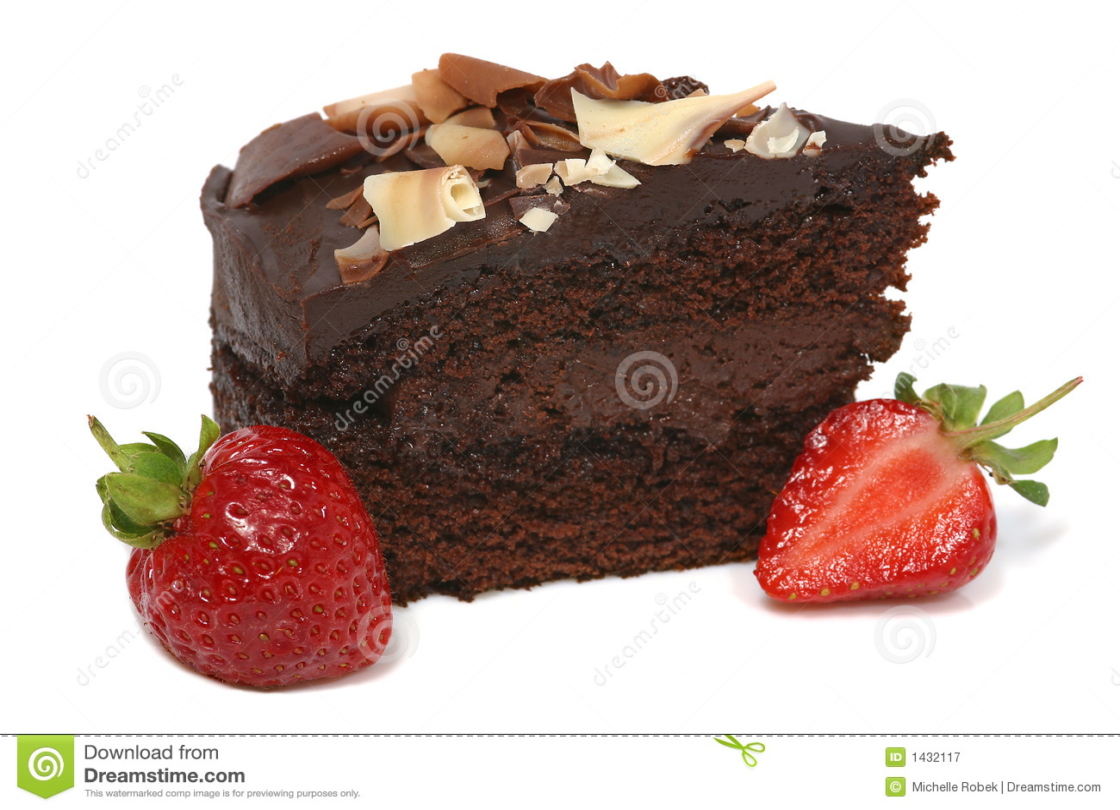 Cakechokladjordgubbe