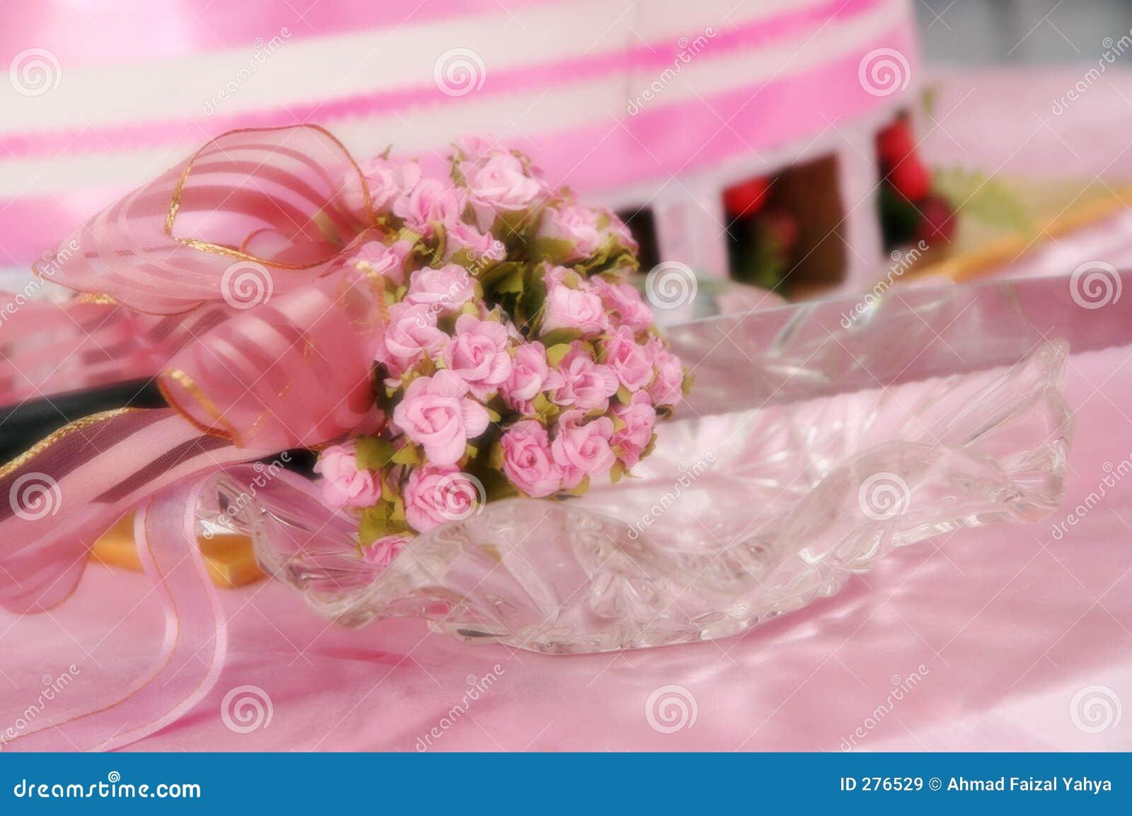 Cakeknivbröllop