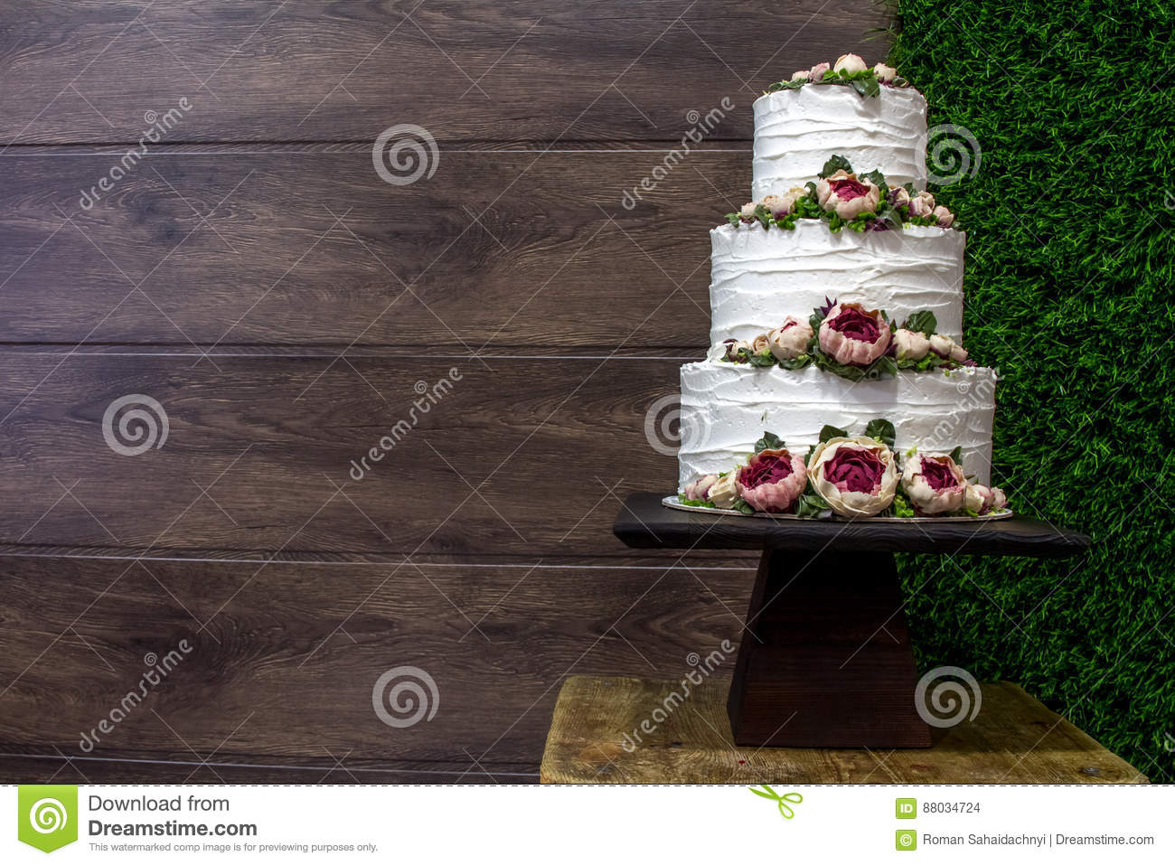 Cakes To Order Stock Photo Image Of Healthy Celebration 88034724