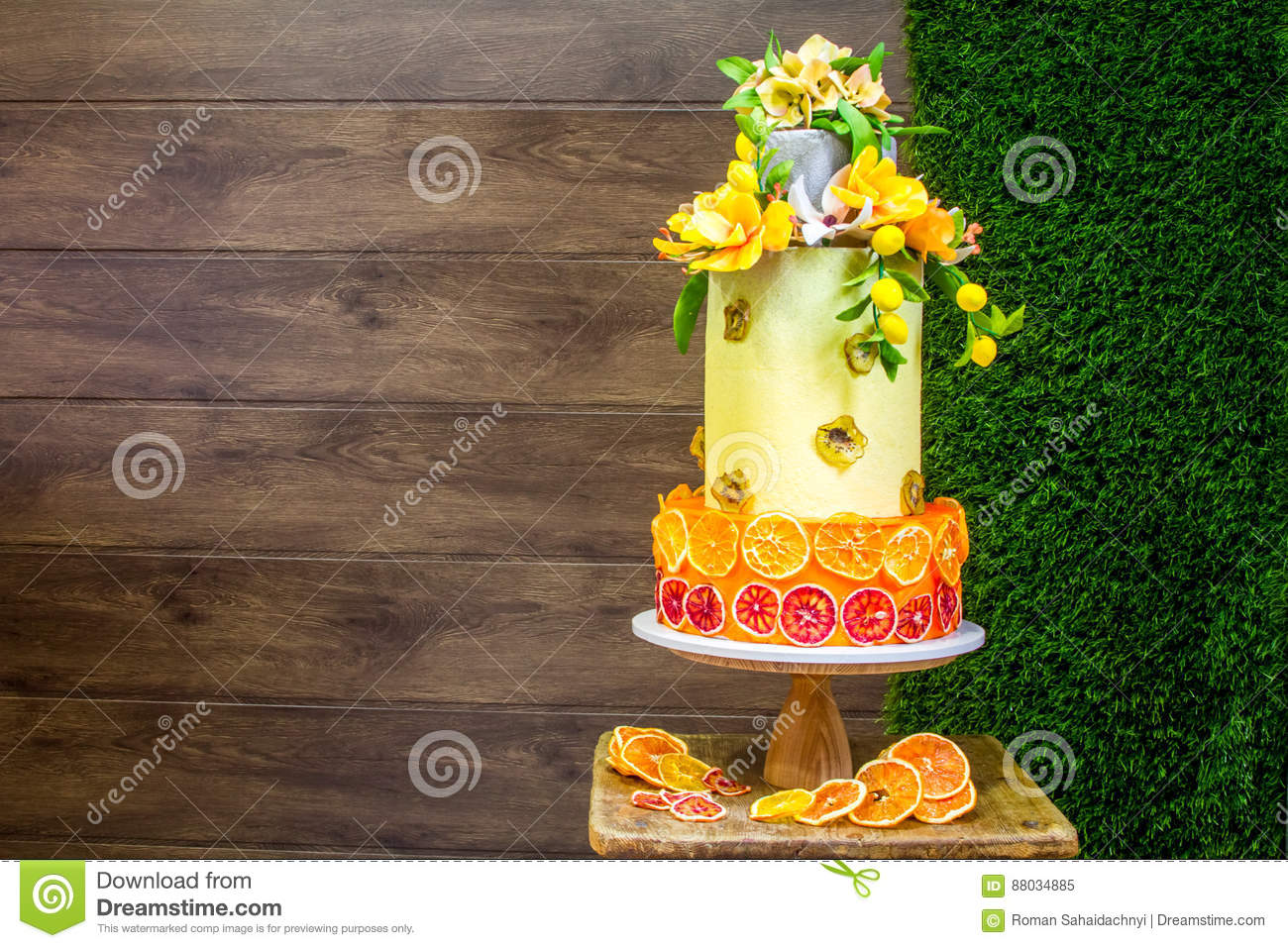 Cakes To Order Stock Image Image Of Birthday Gourmet 88034885