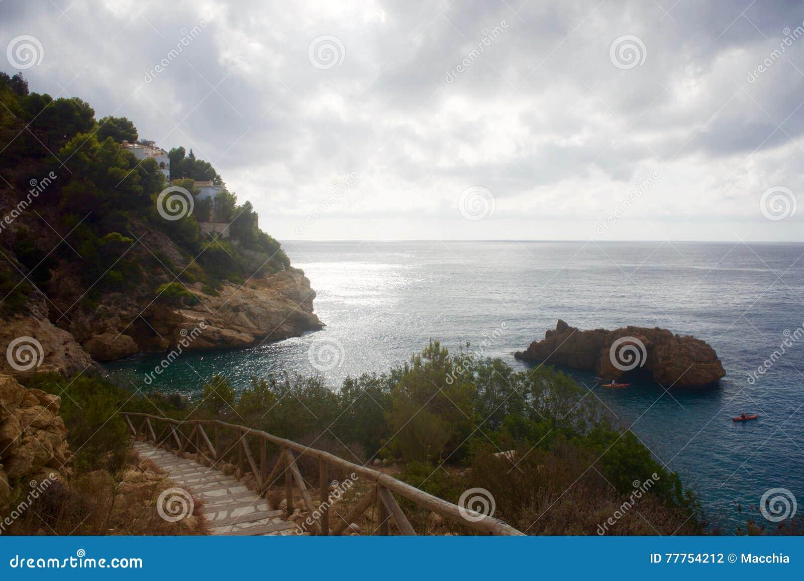 Cala de Ambolo Spagna