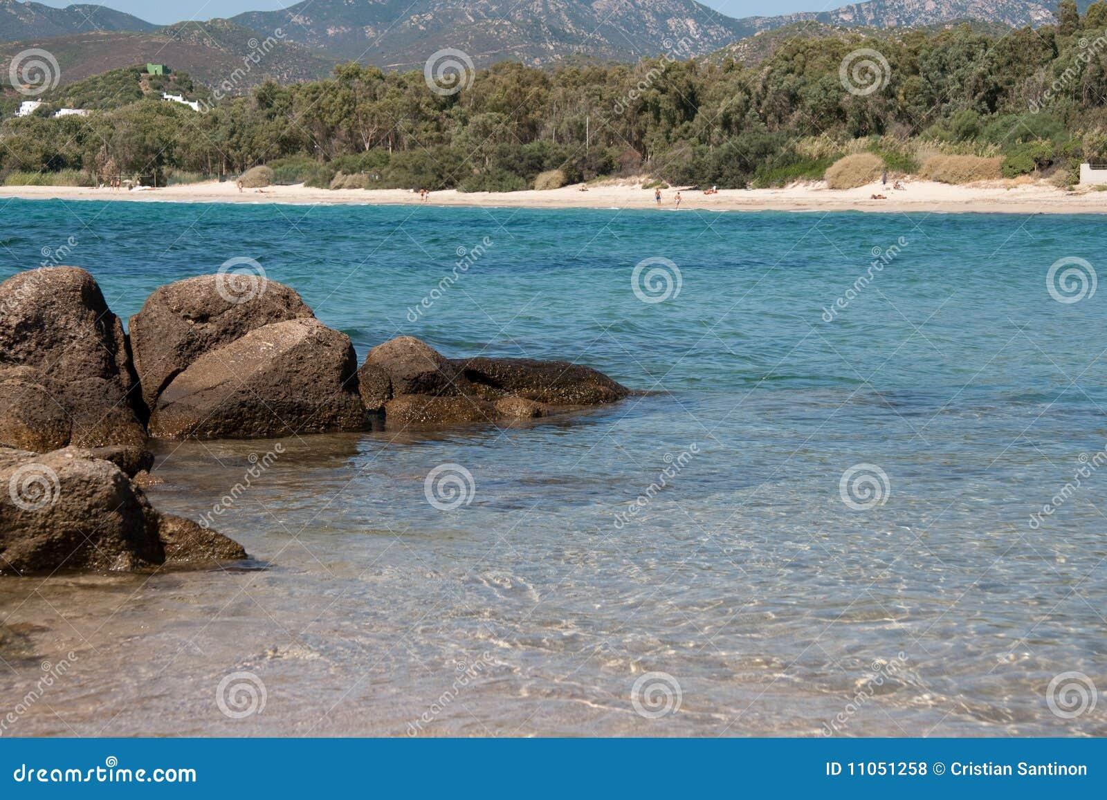 cala serena beach