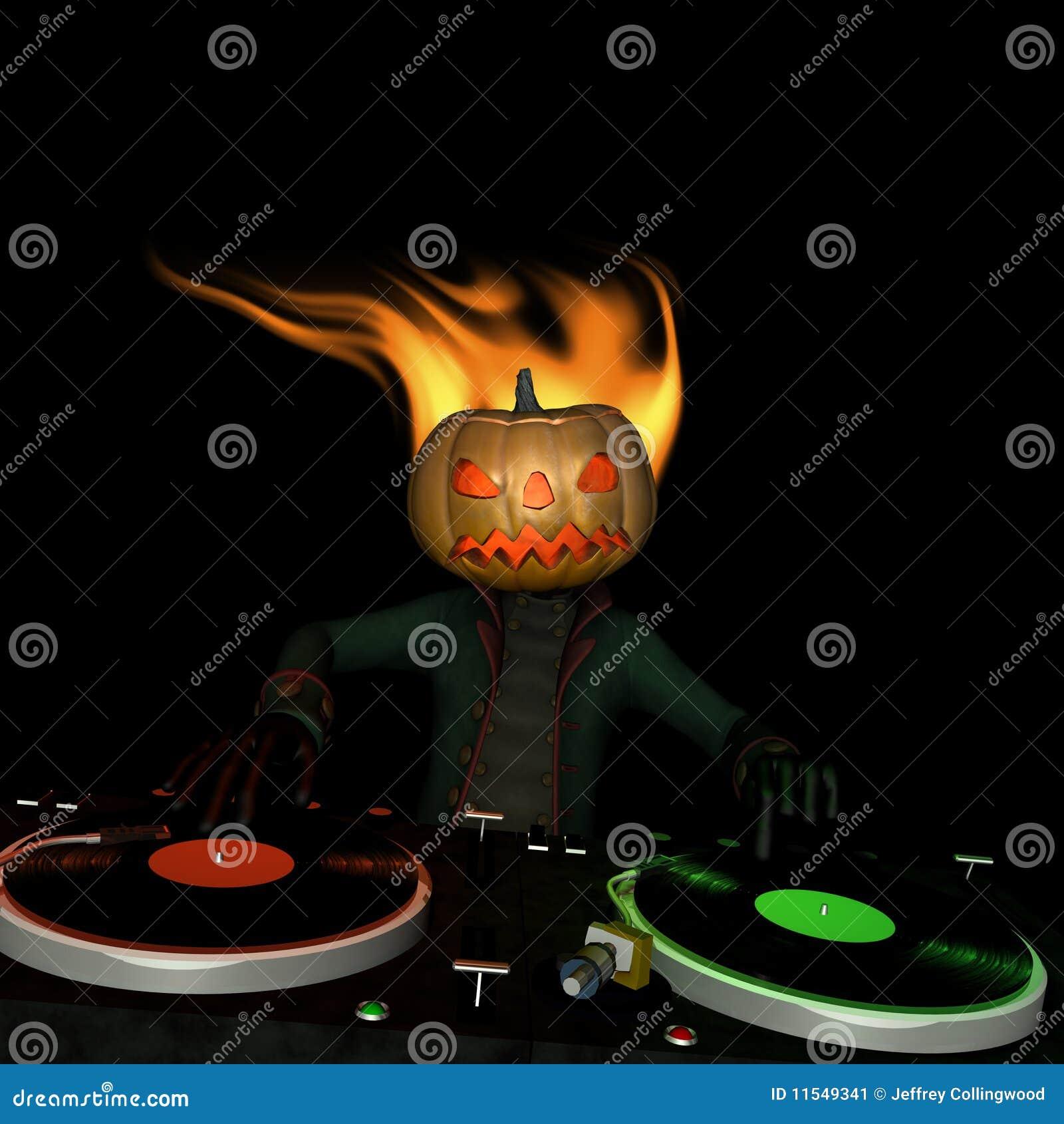 Calabaza DJ principal 1