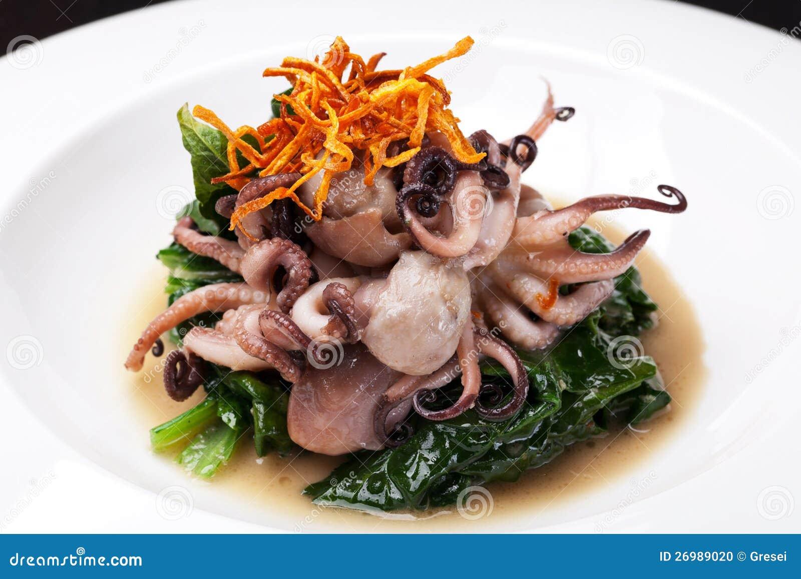 how to cook calamari rings and tentacles
