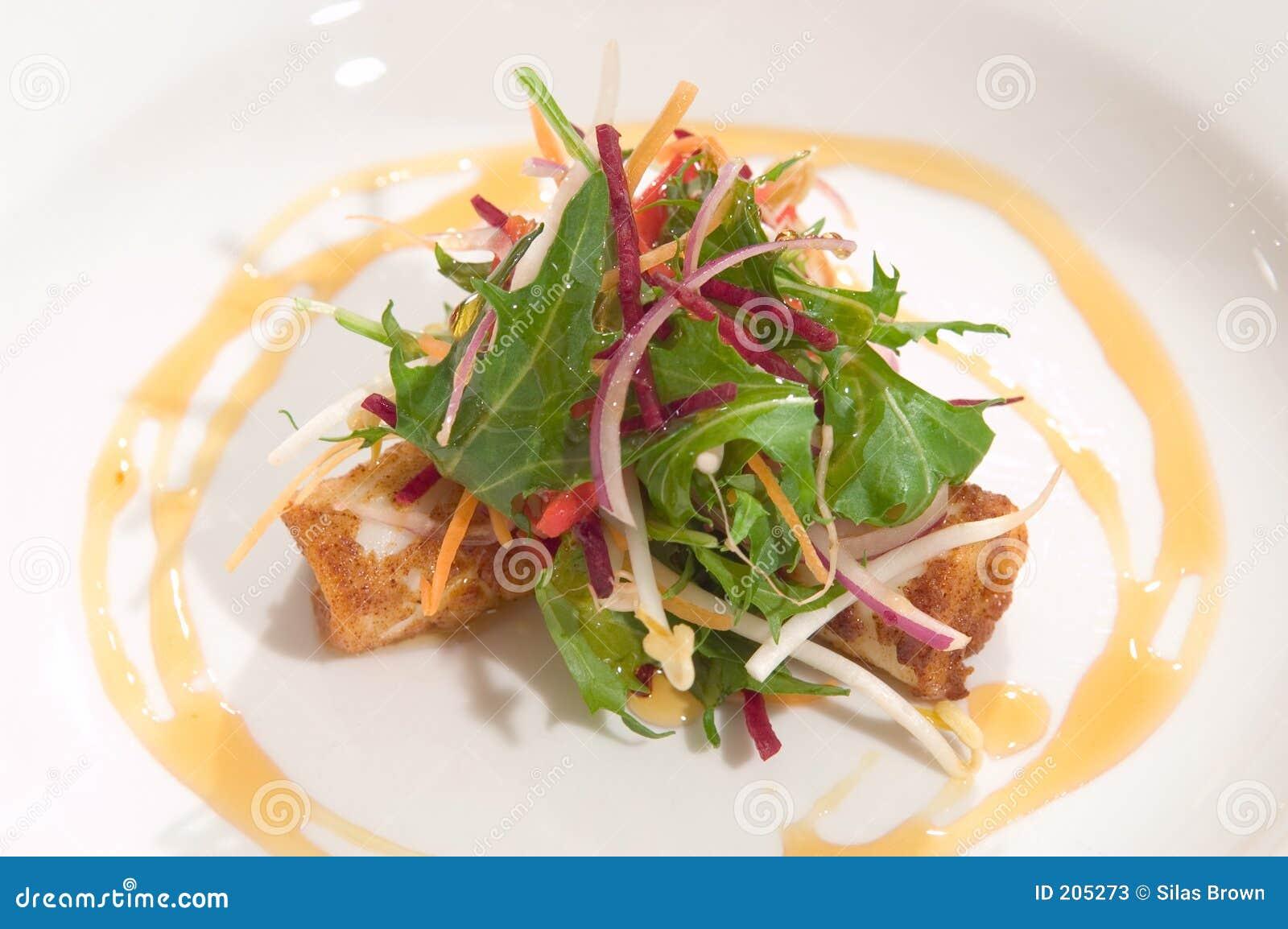 Calamari Salad Stock Photos - Image: 205273