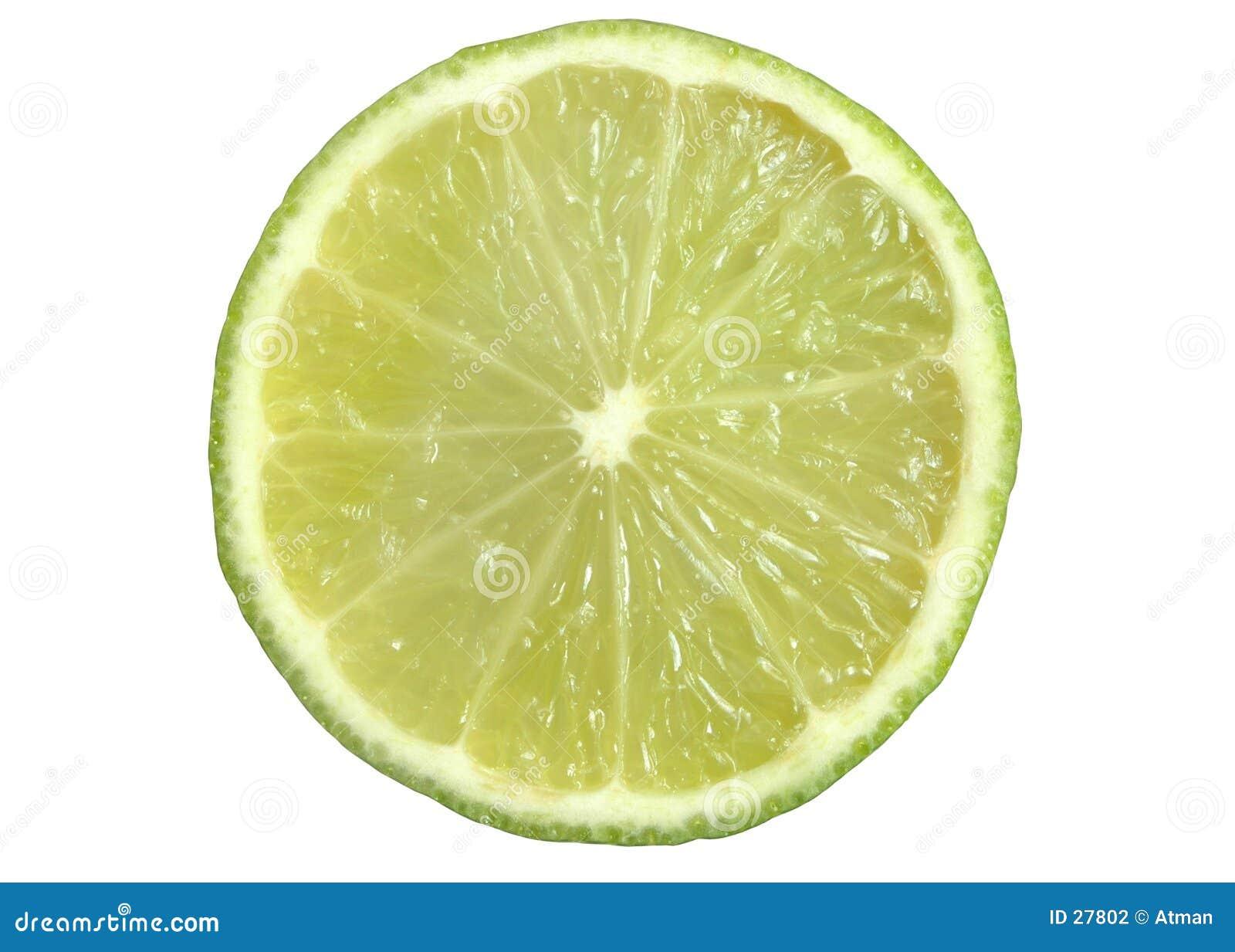 Download Calce fotografia stock. Immagine di calce, frutte, fetta - 27802