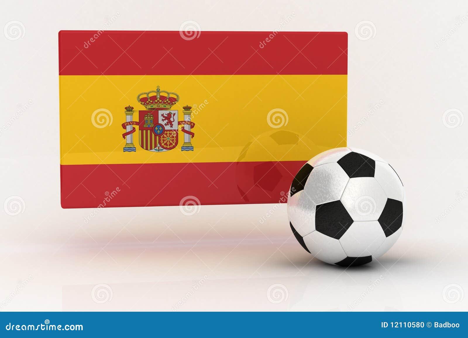 Calcio della Spagna