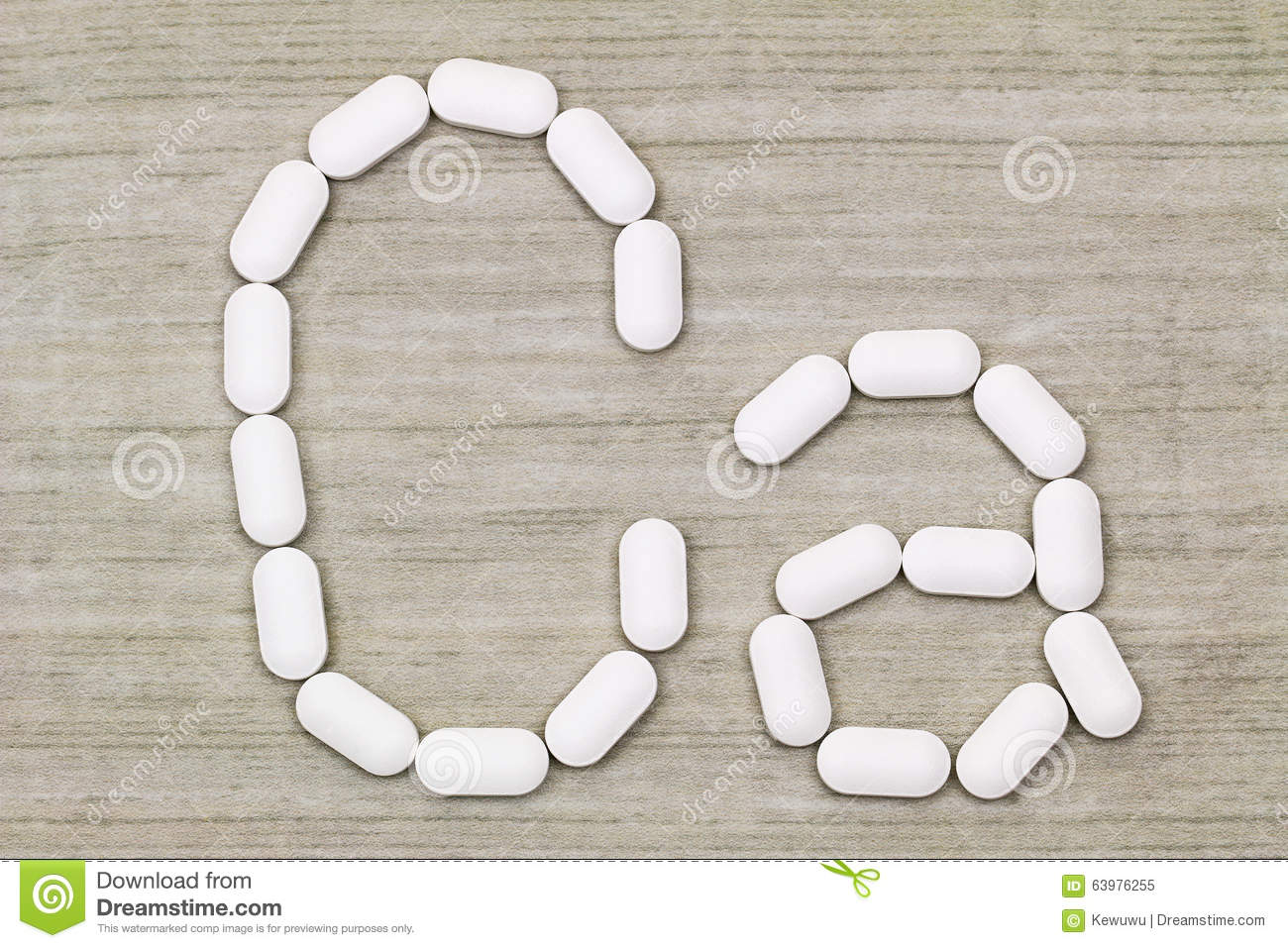 Calcium carbonate tablets in a symbol shape of ca alphabet stock royalty free stock photo biocorpaavc
