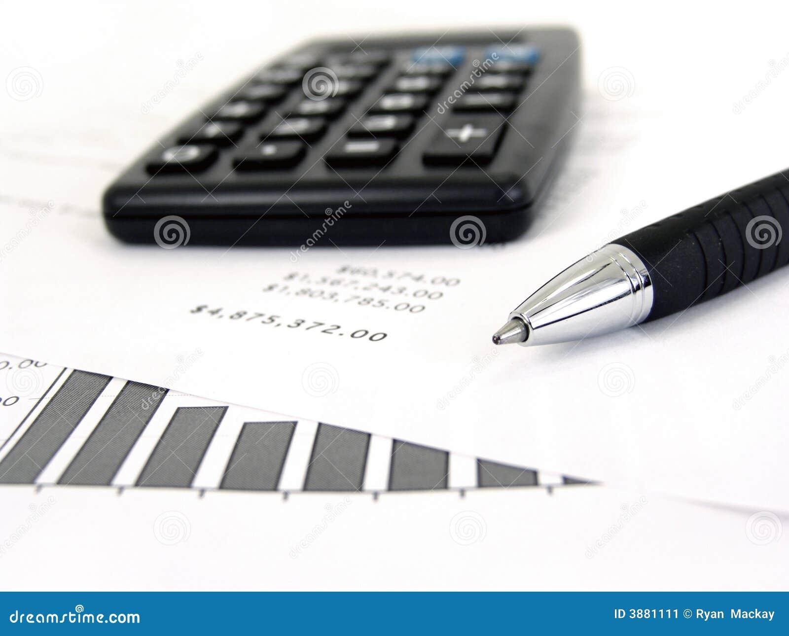 Calcolatore e grafico con la penna
