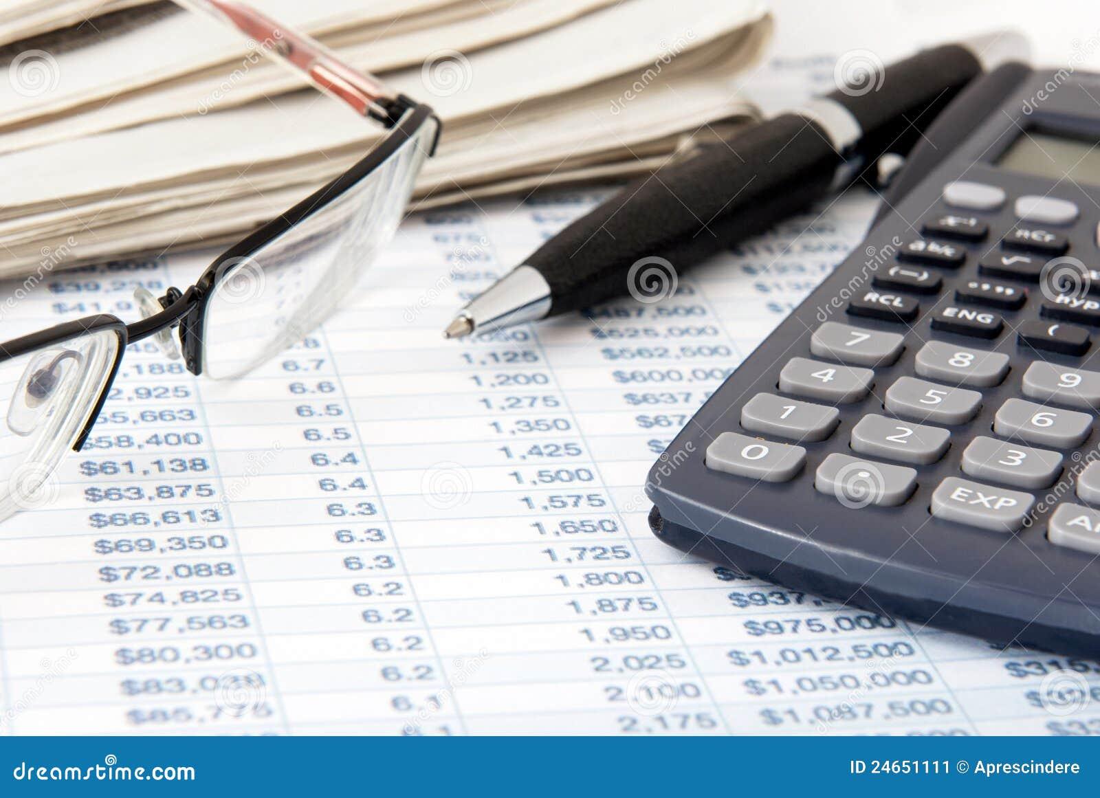 Calcolatore finanziario