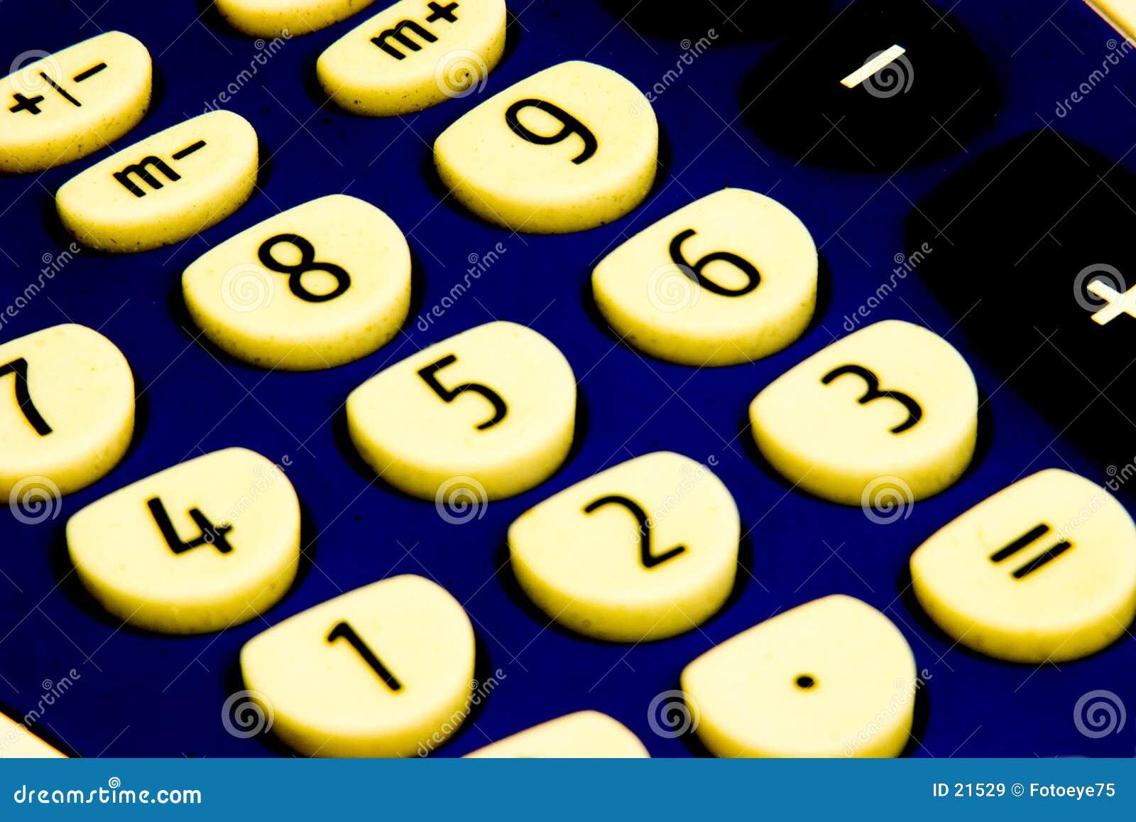 Calcolatore Grungy