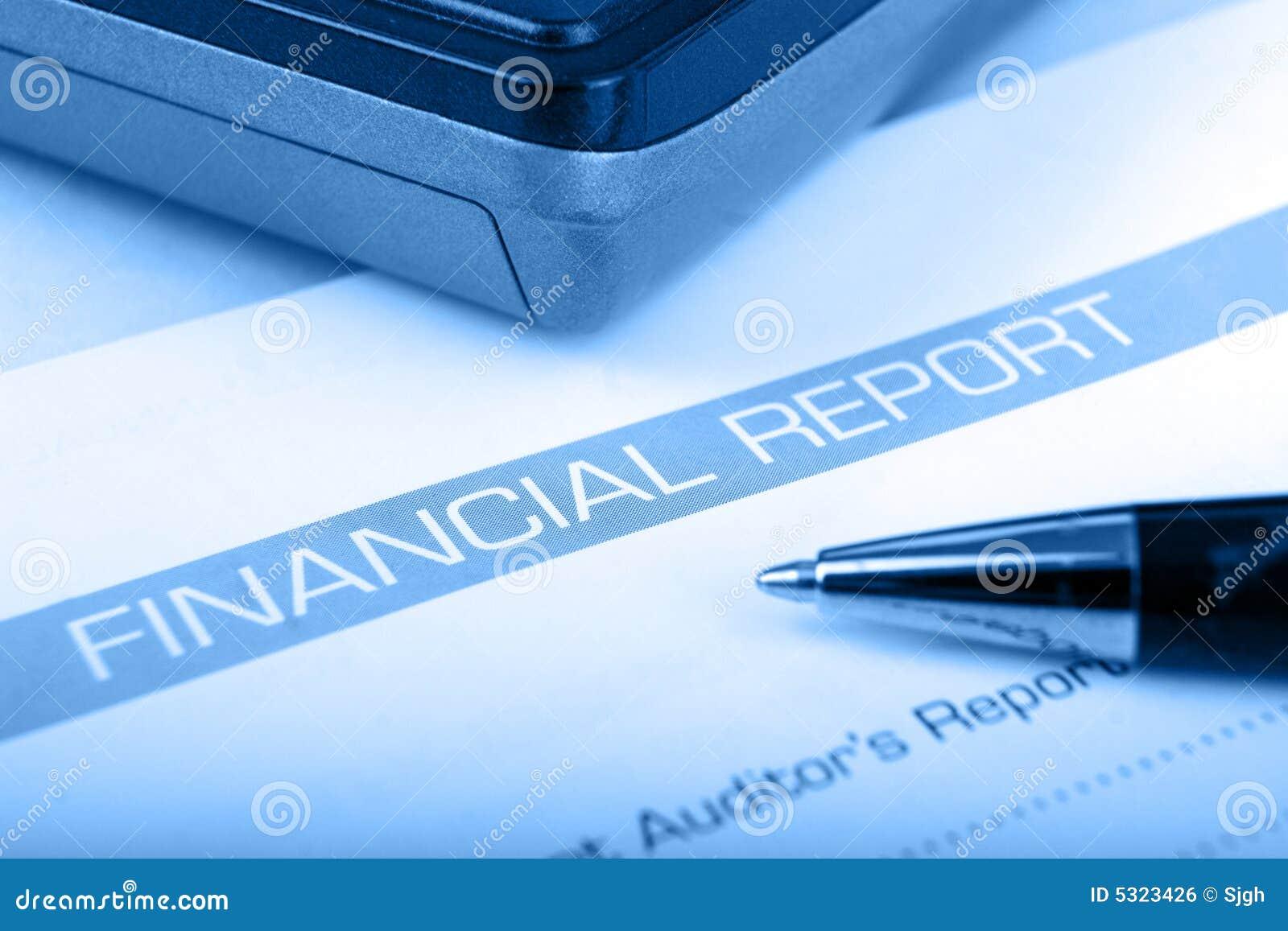 Download Calcolatore Sulla Priorità Bassa Finanziaria Dell'azzurro Di Rapporto W Illustrazione di Stock - Illustrazione di finanziario, azione: 5323426