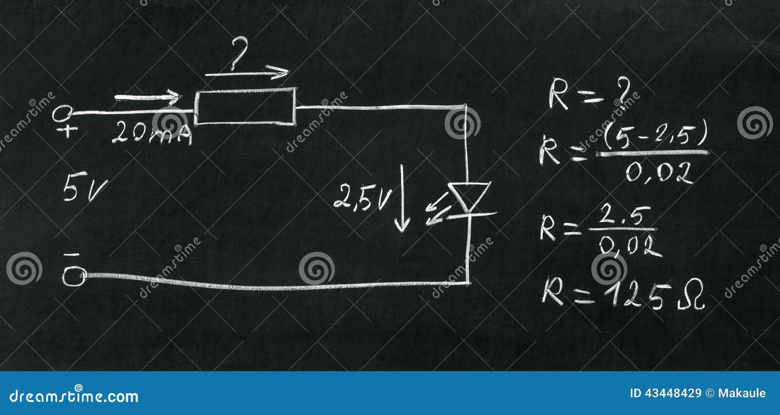 Calcoli la resistenza