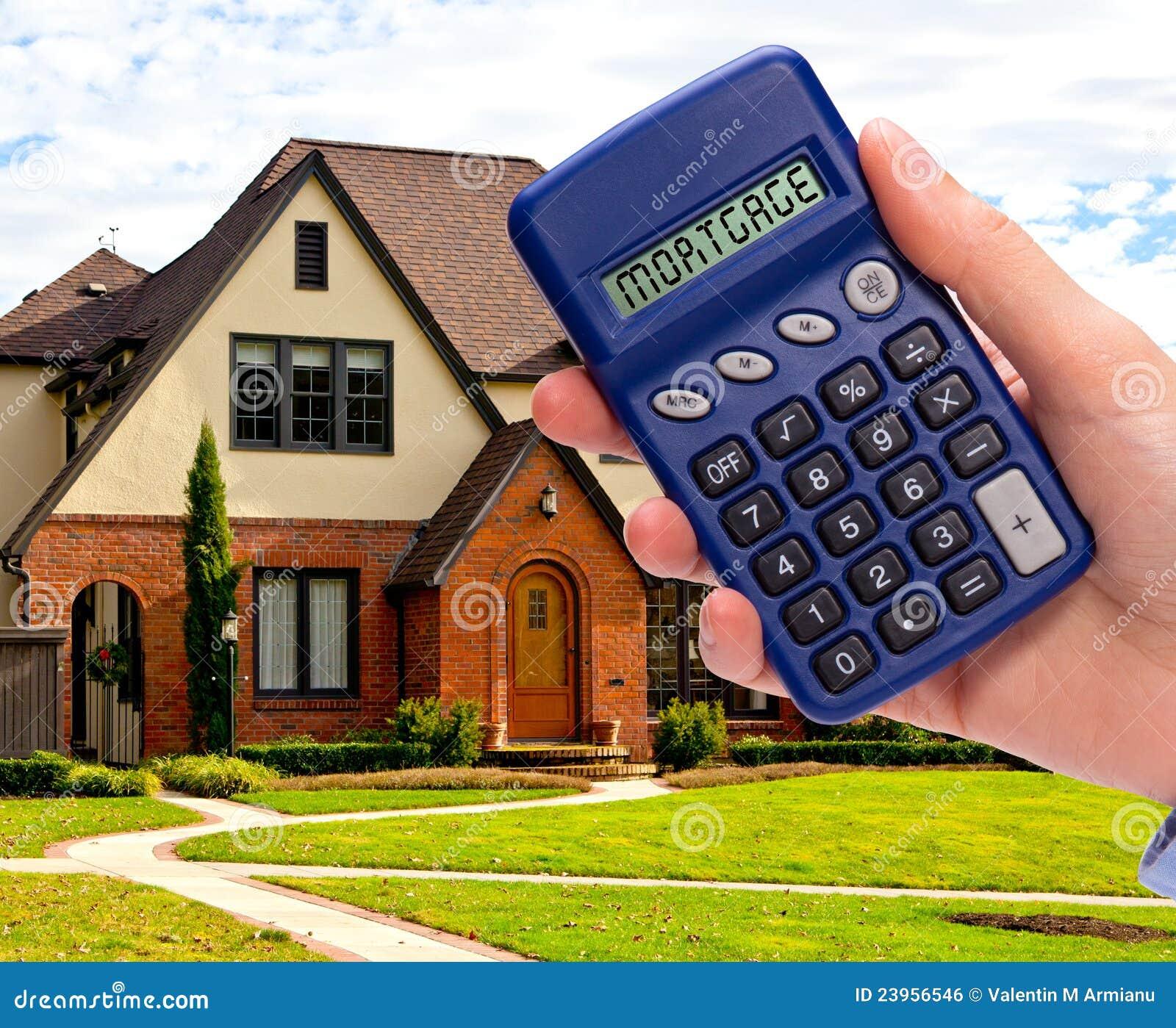 Calculadora da hipoteca