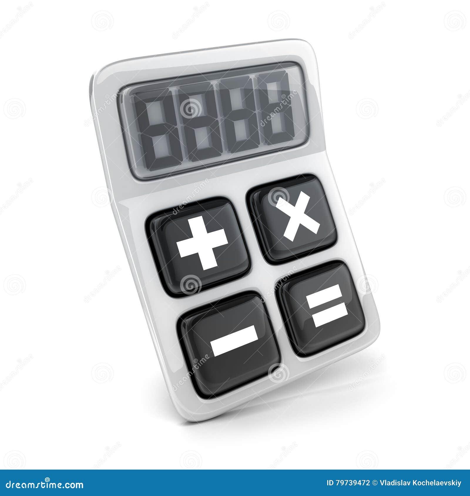 Calculadora del extracto uno