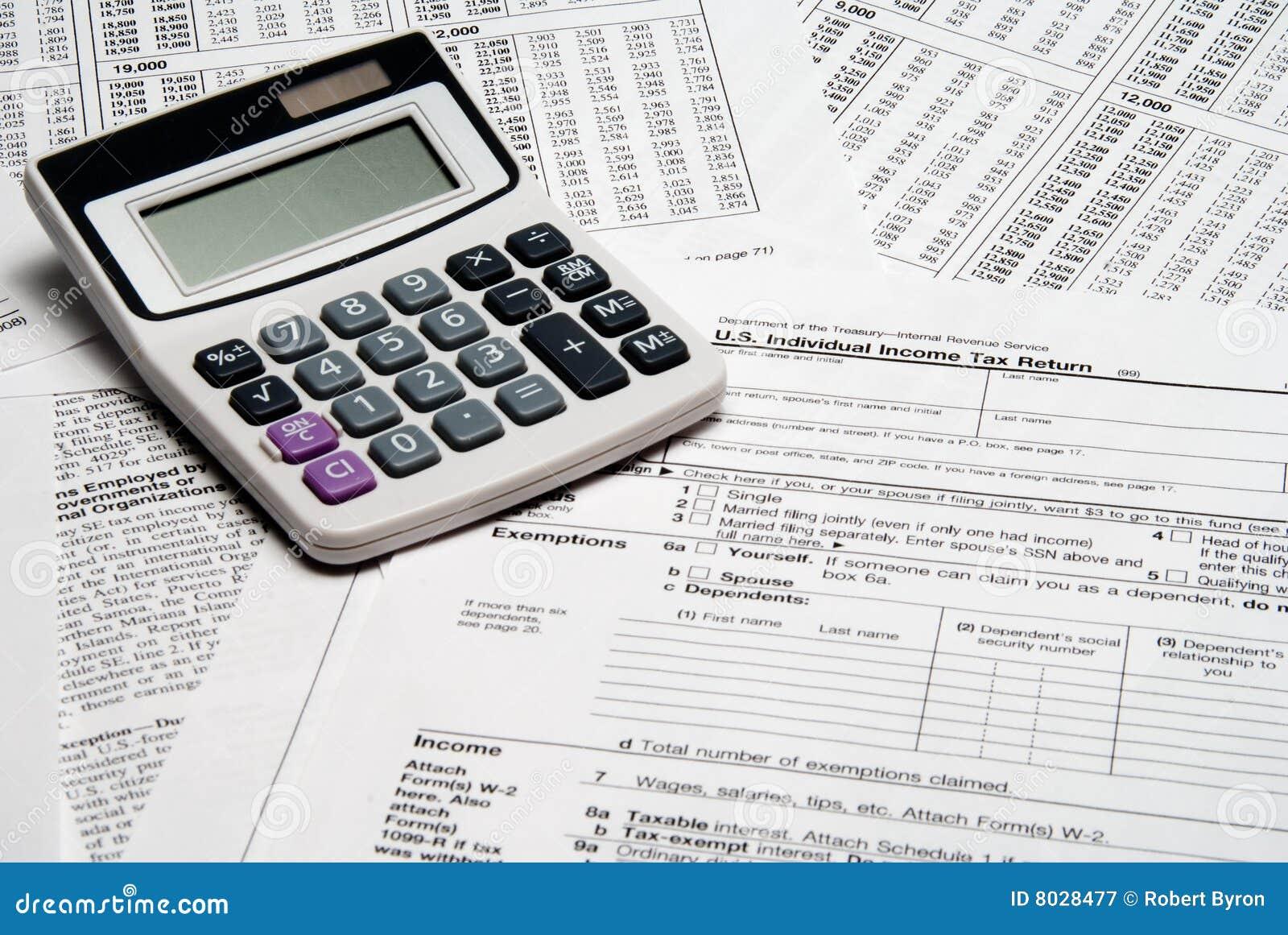 Calculadora do imposto