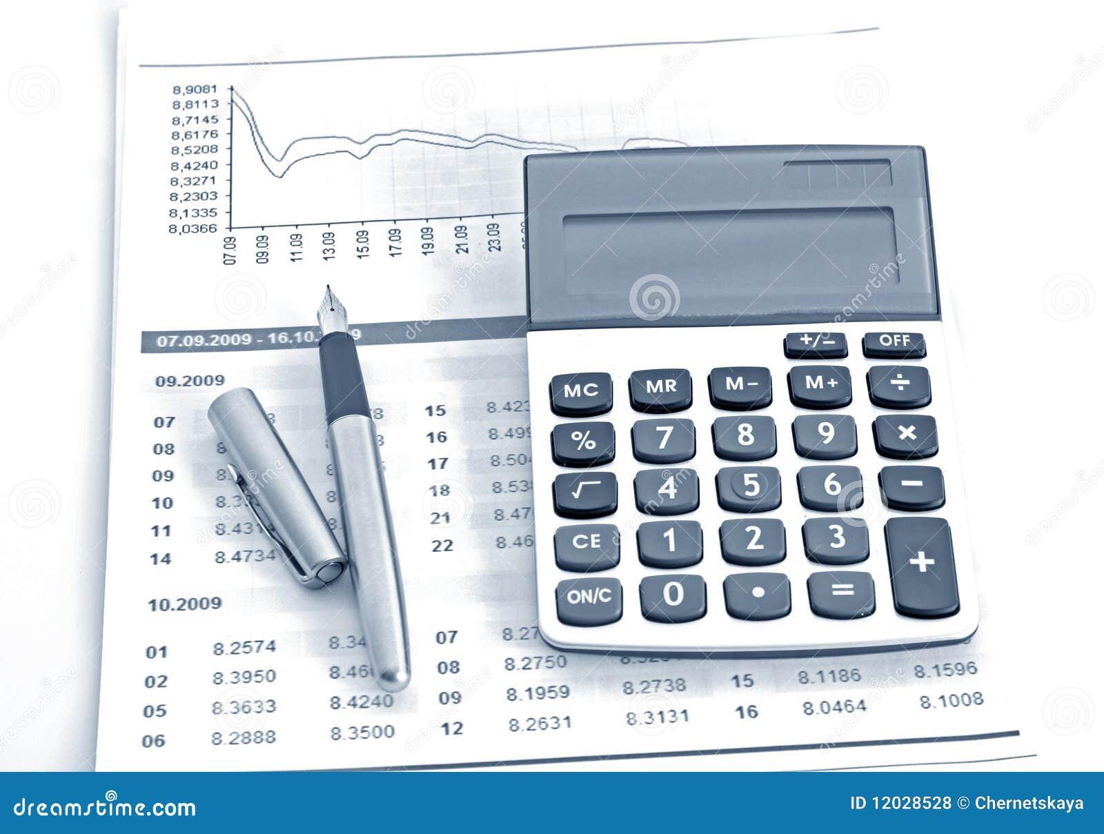 calculate money royalty free stock photos