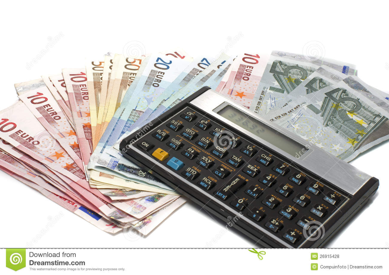 Calculation Royalty Free Stock Photos - Image: 26915428