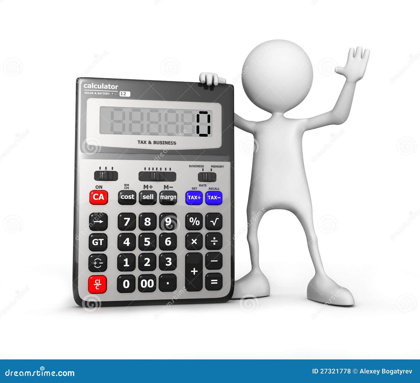 Calculator Royalty Free Stock Photos Image 27321778