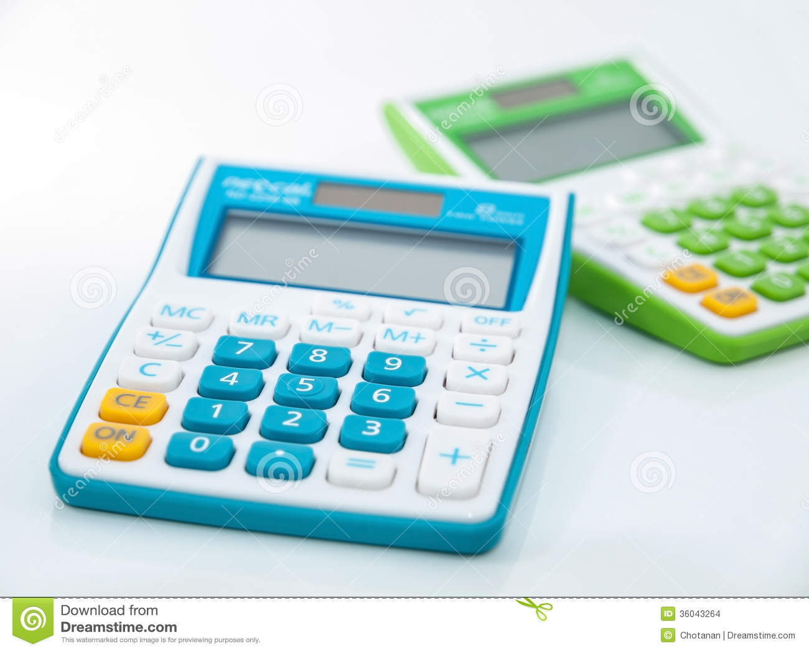 Calculator for calculate