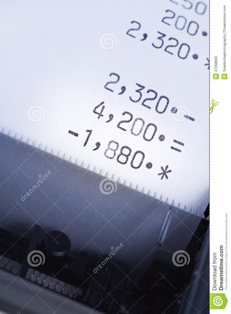 Electronic Calculator Font Stock Photos Download 24 Images Circuitry Of An Royalty Free Photography