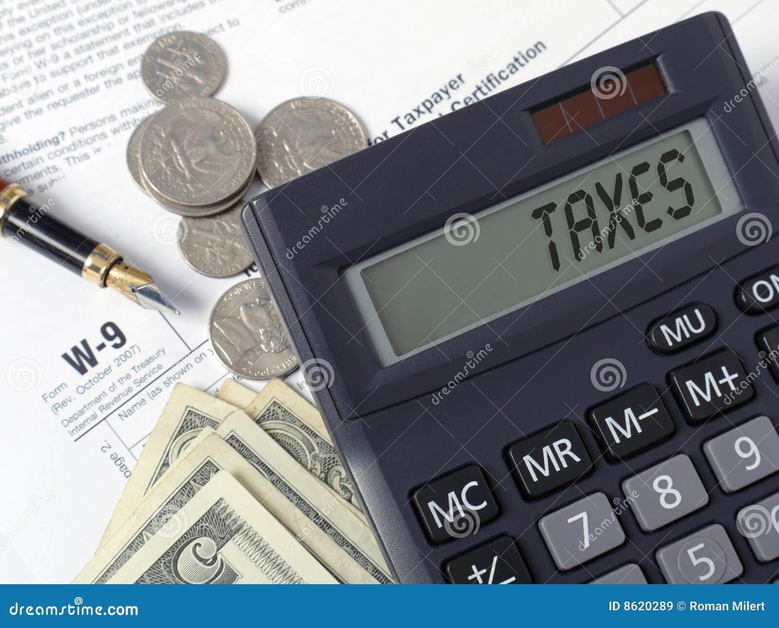 Calculatrice d impôts