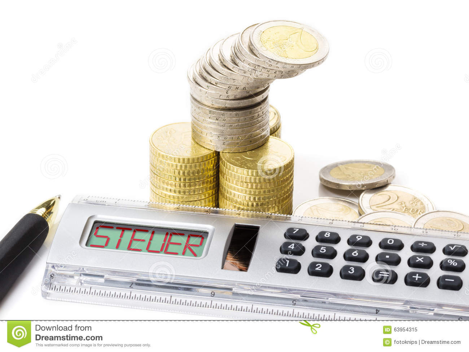 Calcule o imposto