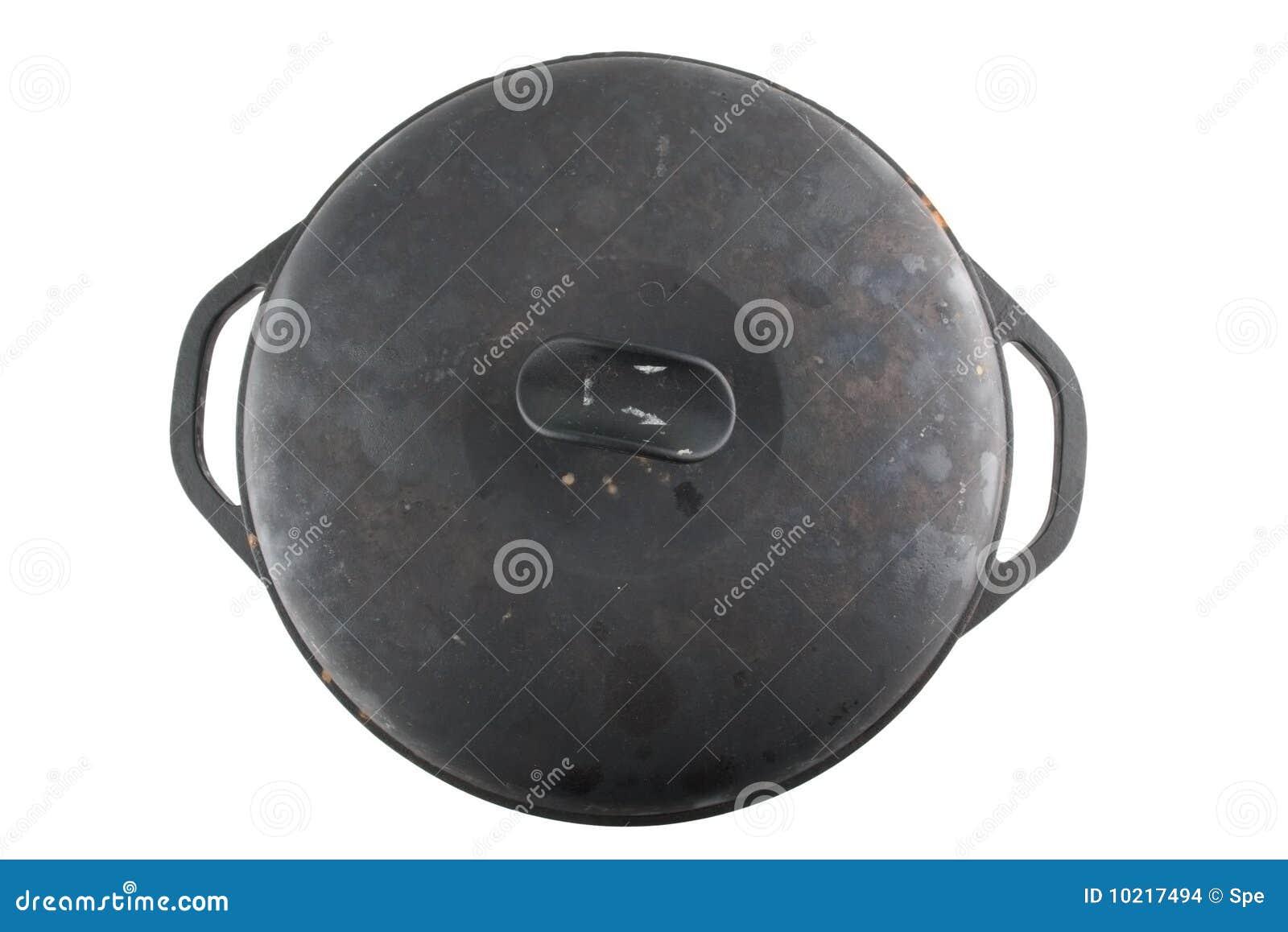 Caldeirão do ferro de molde