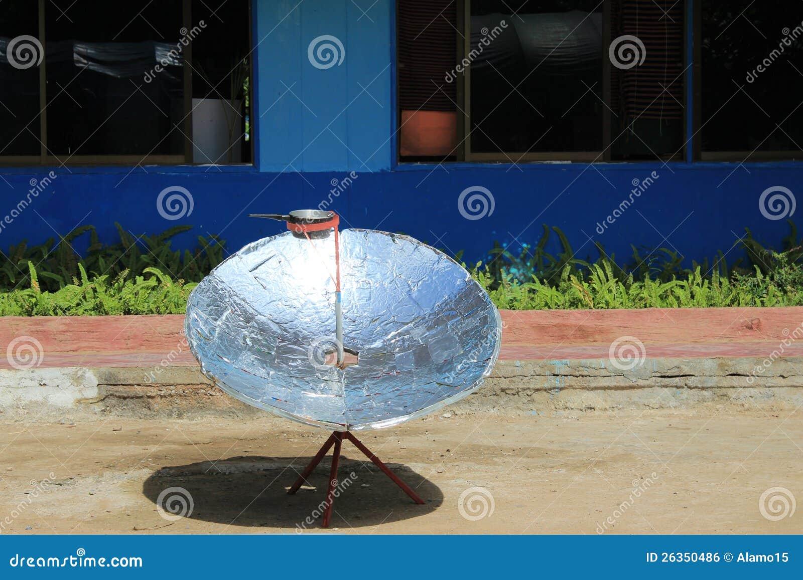 Caldeira solar