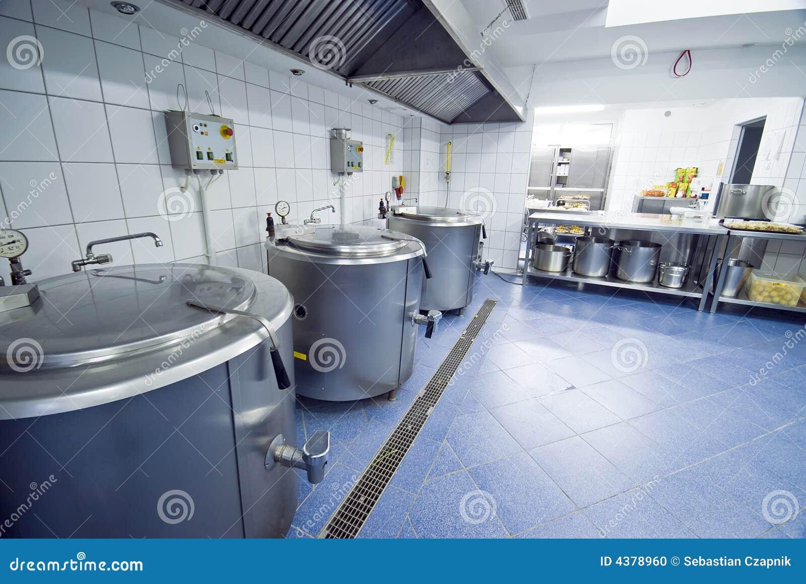 Calderas de la cocina