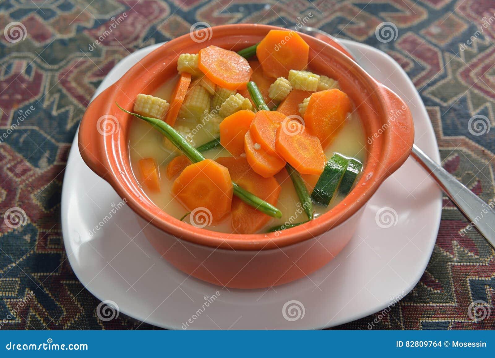 Caldo vegetal